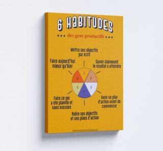 copyrigth_dreamyboard 6 habitudes des gens productifs 01